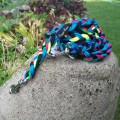Smycz paracord BRAID