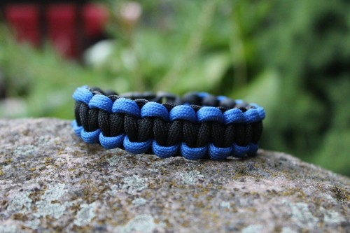 Bransoletka paracord  II